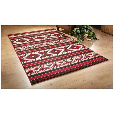 Lodge Area Rug Big Sky Lodge Area Rug 282533 Rugs At Sportsman S Guide
