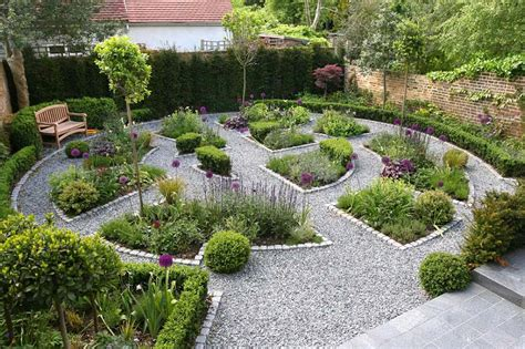Flower Garden Designs And Layouts Garden Layout Ideas Positioning Design Tips Pictures Homescorner