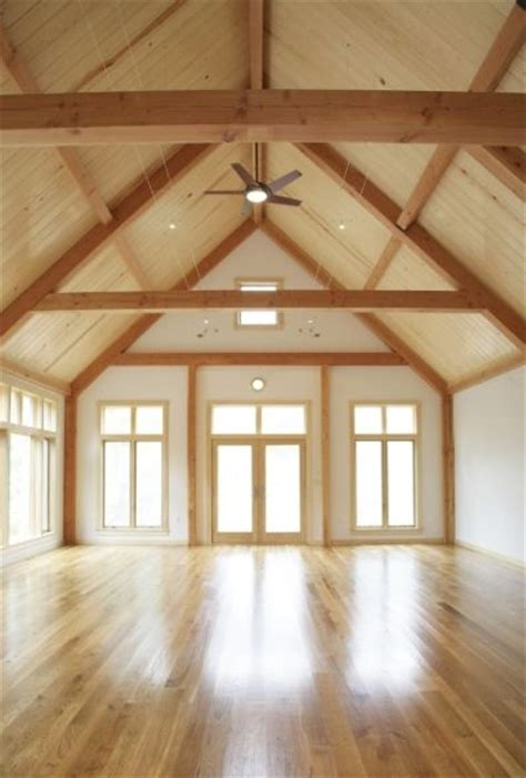 interior beams in houses best 25 post and beam ideas on pinterest barn loft yankee barn homes and log homes