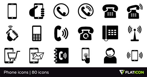 mobile phone icon font cell phone symbol font www pixshark images