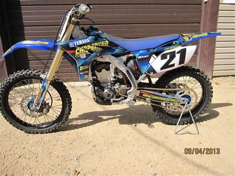 pro motocross bikes for sale every yamaha yz250f motocross bike for sale autos weblog
