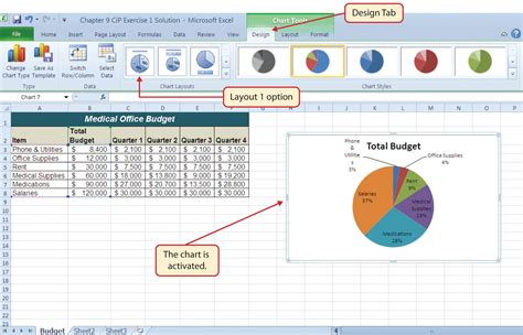 Excel Worksheet Exercises by Chapter Assignments And Tests