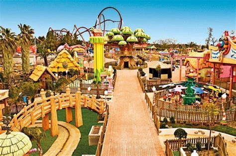 theme parks in europe the top 10 amusement parks in europe to go with children