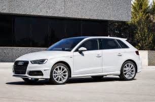 2016 audi a3 tdi sportback rear three quarters photo 2