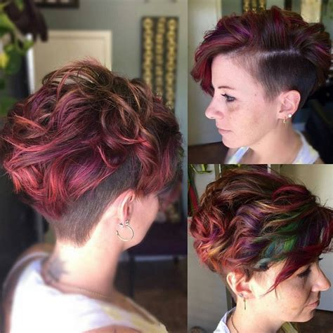 Funky Hairstyles For Hair by Funky Hairstyles For Curly Hair Www Pixshark