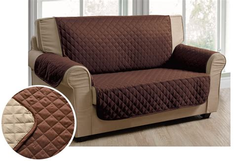 pet sofa protector luxury microfiber pet reversable loveseat small sofa
