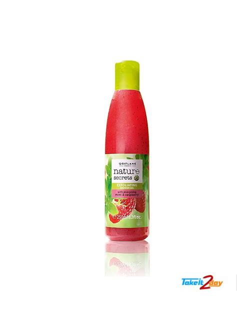 Nature Secrets Exfoliating oriflame nature secrets exfoliating shower gel with