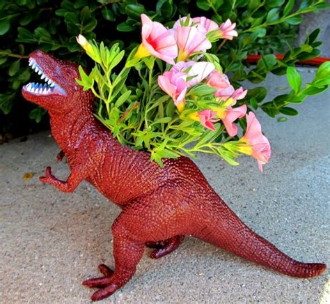 Dino Cut dinosaur planter tutorial 183 how to make a planter 183 home diy on cut out keep