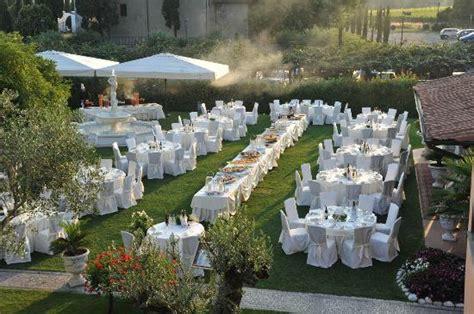 ristorante il giardino brescia matrimonio all esterno foto di villa giardino paderno