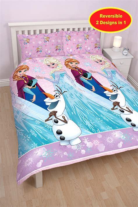Bedcover Set Single No3 Motif Frozen disney frozen magic reversible duvet quilt cover bedding set ebay