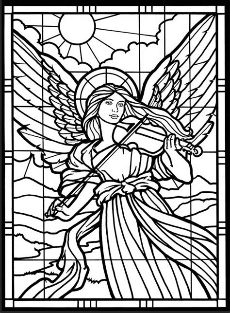stained glass christmas coloring pages tracing paper left after making stained windows is the