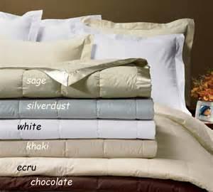 Lightweight Down Comforters Summer Weight King Size Down Blanket