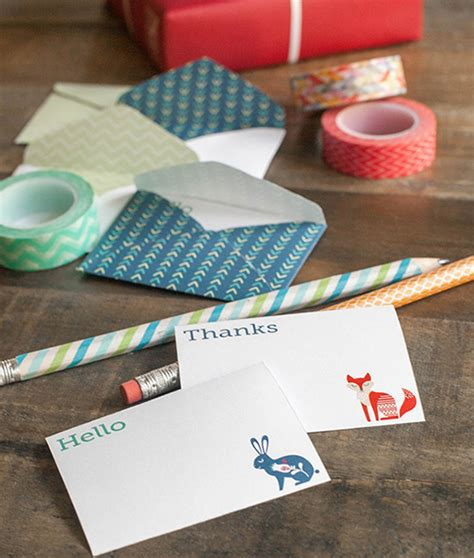 printable note cards with envelopes mini printable note cards and envelopes
