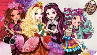 ever after high ball briar beauty apple white raven queen