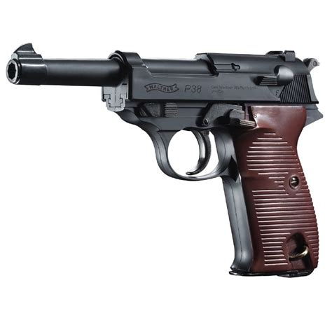 Jual The Shop Bb walther p38 air gun bb pistol metal 2252730 ebay
