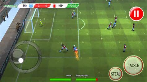 Stiker Soccer striker soccer 2 android gameplay trailer hd