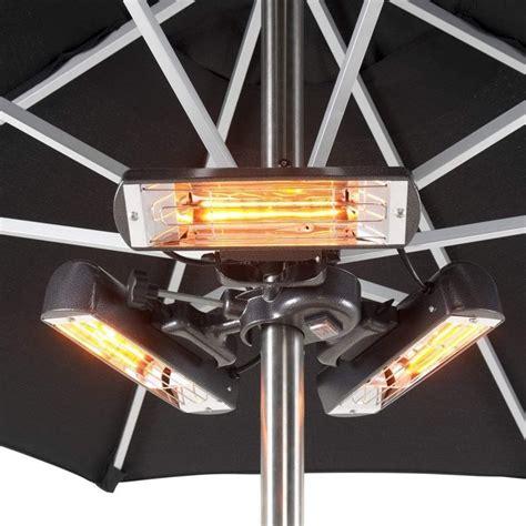 heatmaster slimline super  mounted patio heater