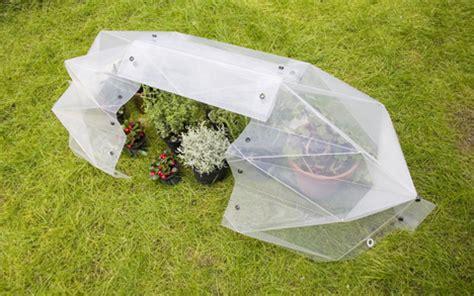 Origami Greenhouse - green green house yanko design