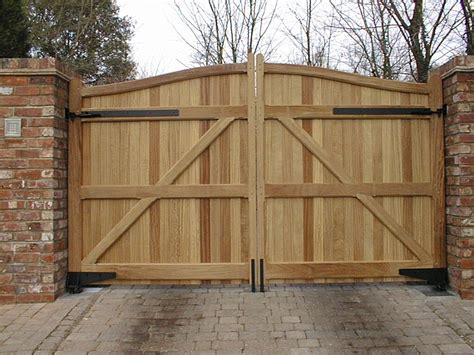 trendy ideas of outdoor wood gates designs exterior geronk