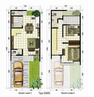 desain lantai rumah kumpulan gambar rumah