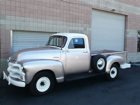 Bed Of Chevy by 1954 Chevrolet 3600 Bed 80992