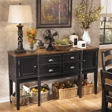 Decorating Top Of Dining Room Buffet 25 Best Ideas About Brown Dining Rooms On