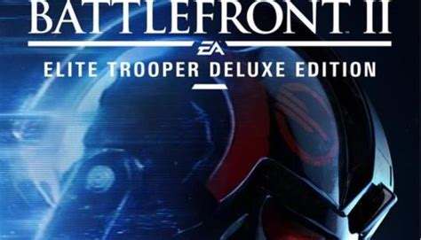 star wars battlefront deluxe edition ps4 with han solo star wars battlefront ii s elite trooper deluxe edition