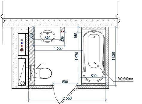 plan salle de bain 5m2 4438 am 233 nagement d une salle de bain 3 plans astucieux
