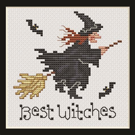 best witches cross stitch project mynotions