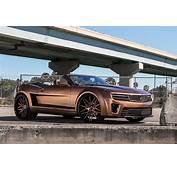 Brown Wide Body ZL1 Camaro