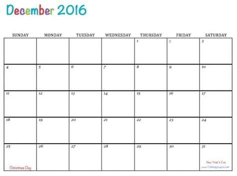Calendar Template Mac Free