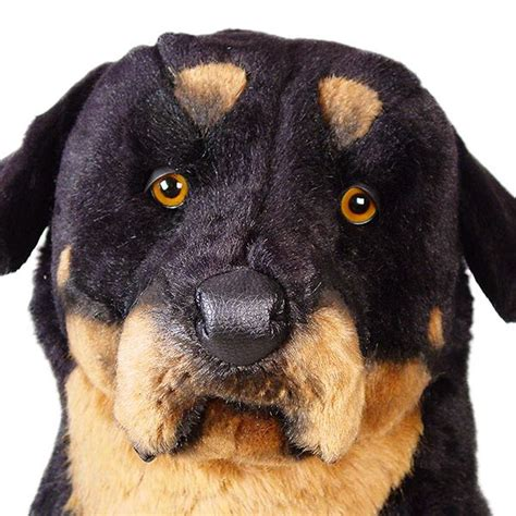 rottweiler stuff 1000 images about piutre world s most realistic plush stuffed animals on
