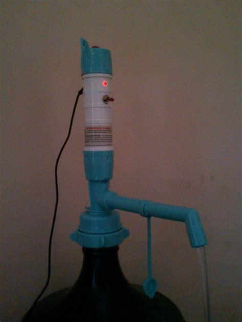 Pompa Air Galon Jual Pompa Air Galon Adaptor Dengan Lu Indikator