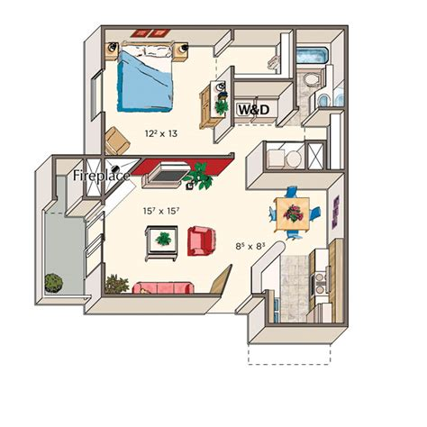 800 sq ft apartment floor plan good 800 sq ft apartment with 800 sq ft floor plans 2