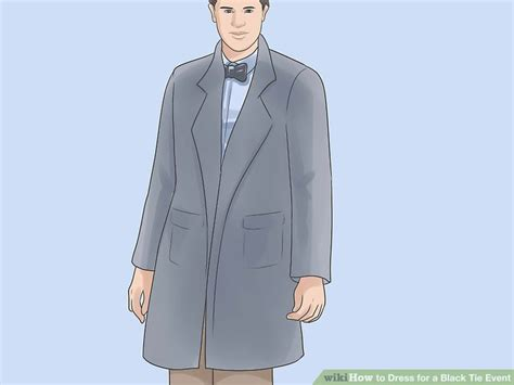 Steps To Dressing For A Festival by 3 Ways To Dress For A Black Tie Event Wikihow
