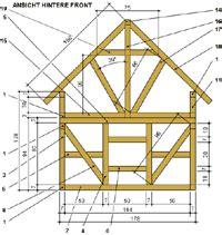 Neues Dach Für Gartenhaus 1436 by Hinteransicht Fachwerkspielhaus Maisonnette