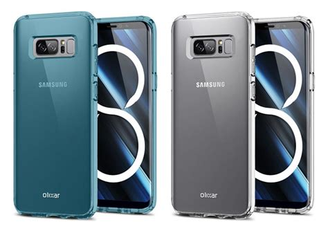 Samsung Galaxy Yang Kamera Depan Belakang rekaan samsung galaxy note 8 tertiris