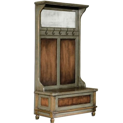 hall tree with storage bench antique best 25 hall tree storage bench ideas on pinterest