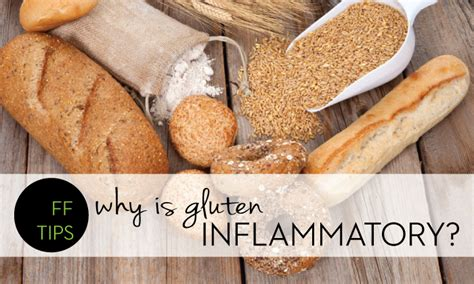 Gluten Inflammation Detox why gluten is inflammatory further food