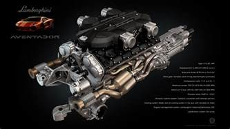 V12 Engine Lamborghini Aventador Lamborghini Aventador V12 Engine By Dangeruss On Deviantart