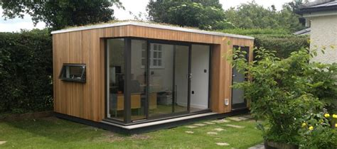 Garden Home Office Design Garden Office Studio Tring Green Studios