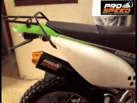 Prospeed Tx Series Klx 150 D Tracker150 knalpot klx150 sx series pro speed