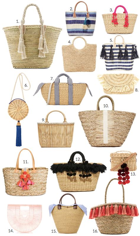 Baru The Shop Summer Bag the summer bag monika hibbs