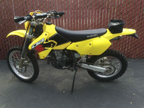 2001 Suzuki Drz400e Specs 2001 Suzuki Drz400e Drz 400 E Condition One Owner