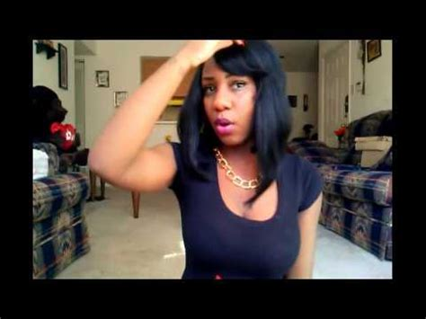 utube bump hair in a bob sensationnel hair review goddess select remi glam doovi