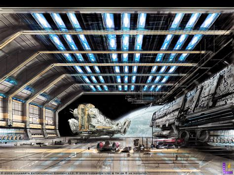 House With Garage Star Wars Knights Of The Old Republic Concept Art The