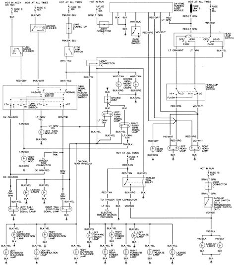chevrolet light wiring diagram 2000 3500 get free