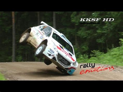 6 Auto24 Rally Estonia 2015 by Erc Auto24 Rally Estonia 2015 Mistakes Calls