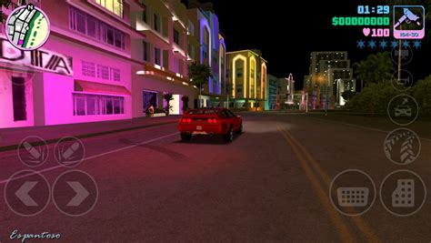 gta vice city mobile grand thef auto vice city is go on mobile and it s