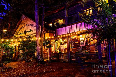 house of blues myrtle house of blues in north myrtle beach photograph by david smith